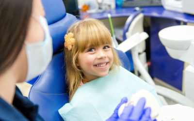 Igiene orale in età pediatrica: come curarla al meglio