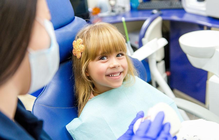 Igiene orale bambini